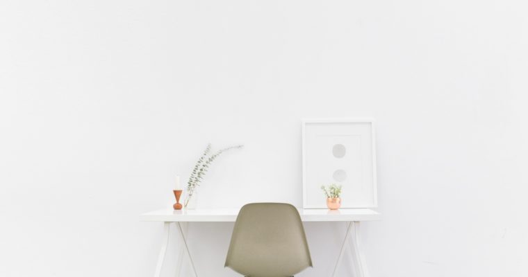 Declutter your workspace—and mind—in 1 minute